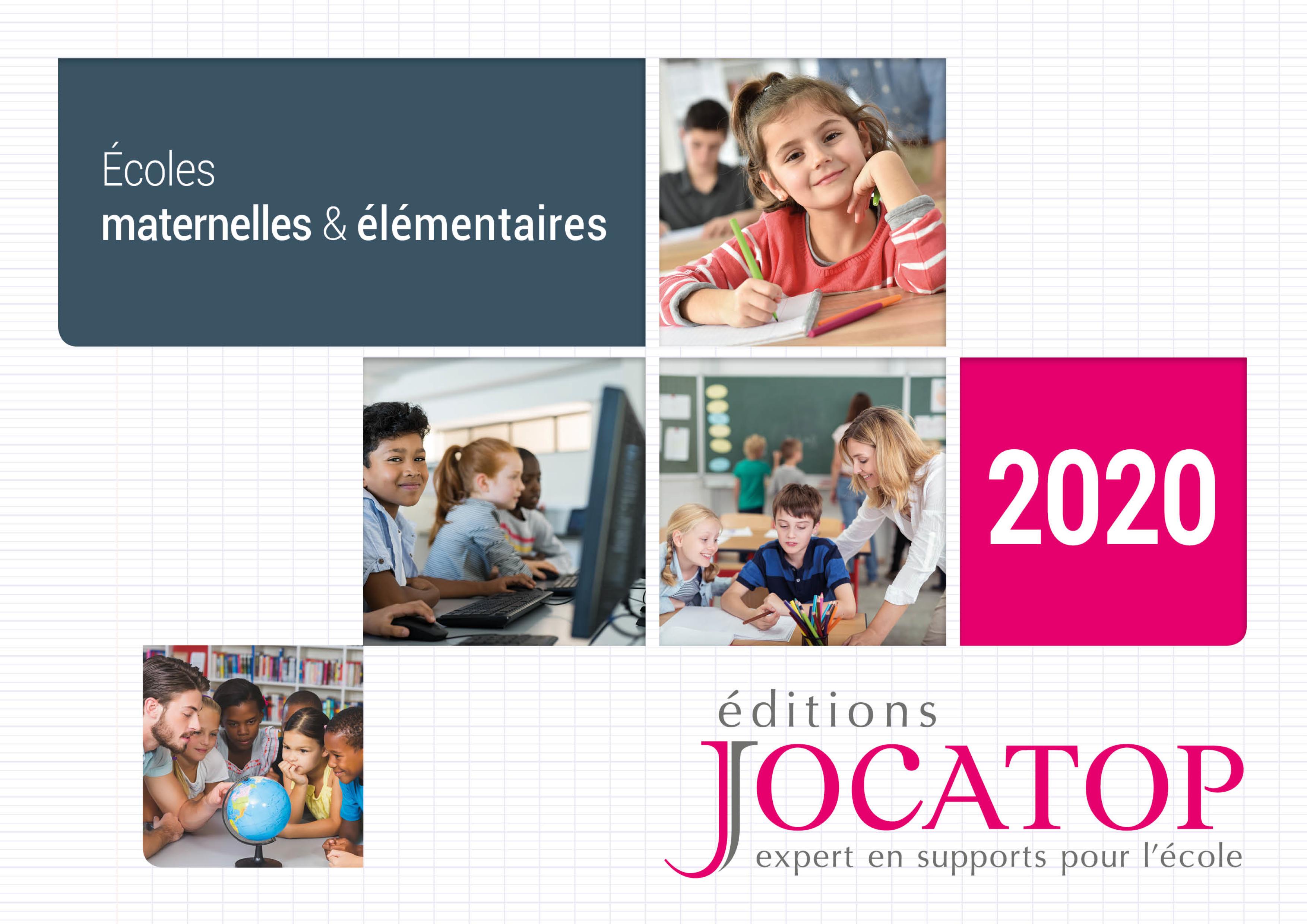 Catalogue 2020 • Editions Jocatop, concepteur d'outils pédagogiques